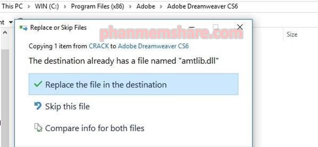 hướng dẫn active dreamweaver cs6