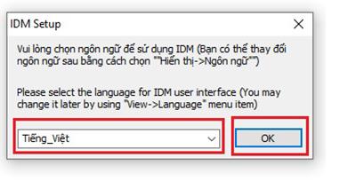 cài đặt phần mềm idm v6,38