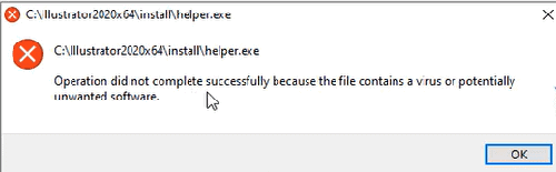 lỗi phần mềm