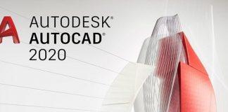 active AutoCad 2020