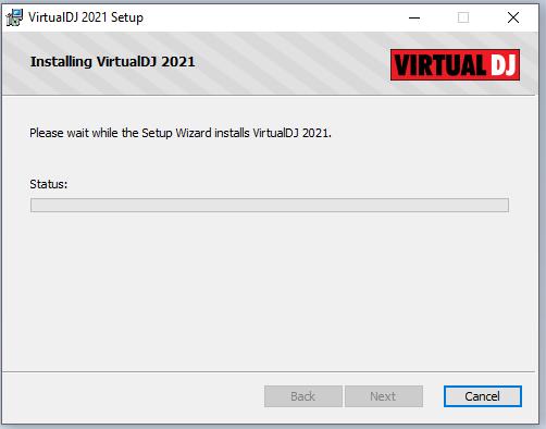 cài đặt phần mềm Virtual DJ 2021