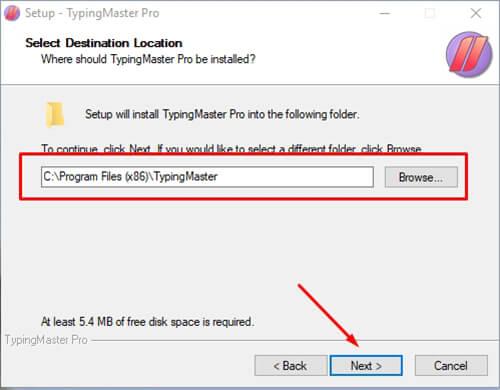 cài đặt phần mềm TypingMaster Pro 10